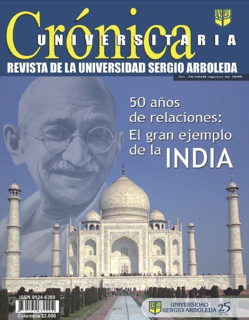 Crónica Universitaria India Gran Ejemplo
