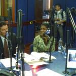 Amigos de India en la Radio de la Santo Tomás