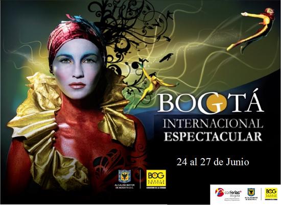 Bogotá Internacional Espectacular 2010.