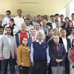 Delegación India de 28 personas visitaron Bogotá