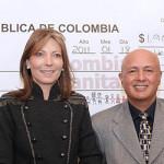 India donó U$1 millón para los damnificados del invierno en Colombia