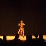 Show Bharatanatyam por Sohini Roychowdhury en Bogotá