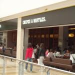 Presidente de Crepes and Waffles S.A. de visita en la India