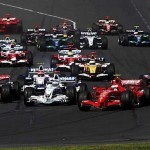 India se estrena para la F1