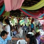 Colombianos descendientes de Indostanes se reunieron para celebrar sus tradiciones