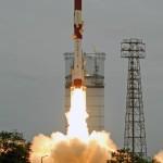India lanza su misión espacial número 100