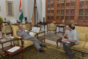 Presidente de la India, el Sr. Pranab Mukherjee, que siempre ha sido de apoyo de la exploración y la aventura, fue informado de la expedición.