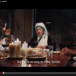 Jesús, la Madre Teresa y Gandhi juntos por UNICEF