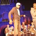 'Hety & Zambo' de San Andrés abrió el Festival Internacional de Artes de Delhi