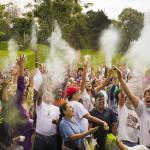 Holi 2014: una celebración de amigos más allá de las fronteras