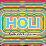 Holi, el festival de los colores en Bogotá