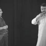 El primer beso en la India