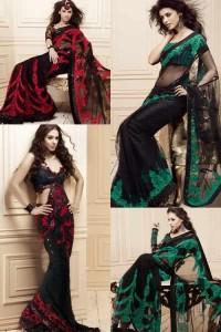 Saris, por Manish Malhotra