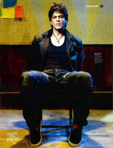 Shahrukh Khan en 'Ra One' (2011)