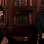 Nuevo Embajador de India en Colombia, S. E. Prabhat Kumar, entregó copias de sus credenciales