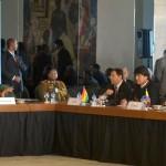 Colombia agradeció apoyo de los Brics al proceso de paz