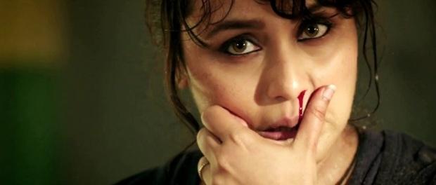 Rani Mukherji protagoniza Mardaani