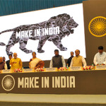 "Primer Ministro de la India Narendra Modi lanzó ""Make in India"""