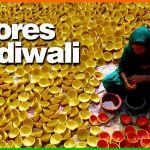 Colores de Diwali