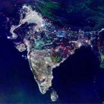 India durante la noche de Diwali