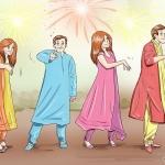 Pasos para celebrar Diwali en casa