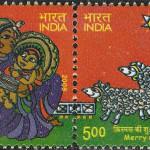La Navidad en India
