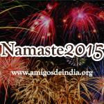 ¡Namasté 2015!
