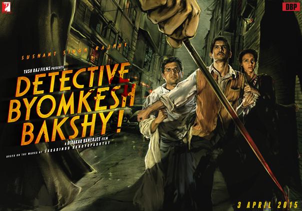Detective Byomkesh Bakhsy