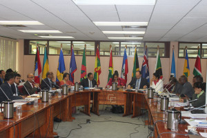 (First Meeting of the India-CARICOM Joint Commission held in Georgetown, Guyana (June 02, 2015))