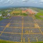India estrena el primer aeropuerto operado por energía solar