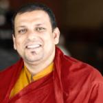 Conferencia la sabiduría de la paz y el perdón con el Venerable Tenzin