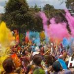 #Holi en Colombia: la mejor forma de unir nuestras culturas